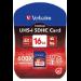 Verbatim UHS-I SDHC 16GB