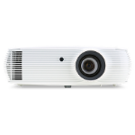 Acer P5530 Beamer/Projektor 4000 ANSI Lumen DLP 1080p (1920x1080) Ceiling-mounted projector Weiß
