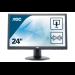 """AOC Pro-line E2460PDA LED display 61 cm (24"""") 1920 x 1080 pixels Full HD LCD Black"""