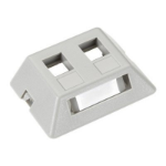 Black Box WPT461-MF wall plate/switch cover Gray