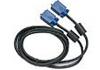 Hewlett Packard Enterprise Premier Flex LC/LC fibre optic cable 5 m OFNR Black