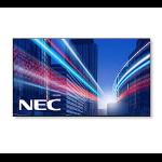 "NEC MultiSync X555UNV Digital signage flat panel 55"" LED Full HD Black"