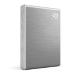 Seagate One Touch STKG500401 unidad externa de estado sólido 500 GB Plata