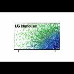 "LG NanoCell 50NANO80UPA TV 49.5"" 4K Ultra HD Smart TV Wi-Fi Black"