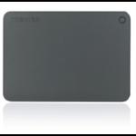 Toshiba Canvio Premium 3TB 3000GB Grey,Metallic