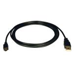 Tripp Lite USB 2.0 Hi-Speed A to Mini-B Cable (A to 5Pin Mini-B, M/M), 0.91 m