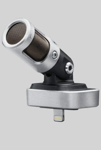 Shure MV88/A microphone Silver Smartphone microphone