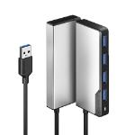ALOGIC USB-A Fusion SWIFT 4-in-1 USB 3.2 Gen 1 (3.1 Gen 1) Type-A 5000 Mbit/s Grey