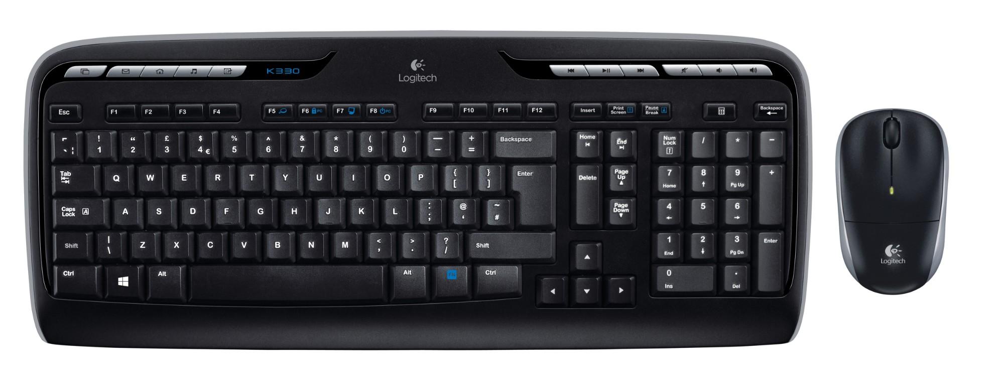 Logitech LGT-MK330-US