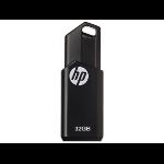PNY HP v150w 32GB 32GB USB 2.0 Type-A Black USB flash drive