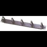 MCL Guide câble horizontal 5 anneaux (1U)