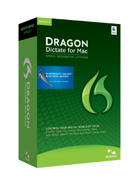 Nuance Dragon Dictate for Mac 3.0, Wireless