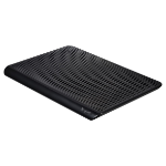 "Targus Chill Mat 16"" Black notebook cooling pad"