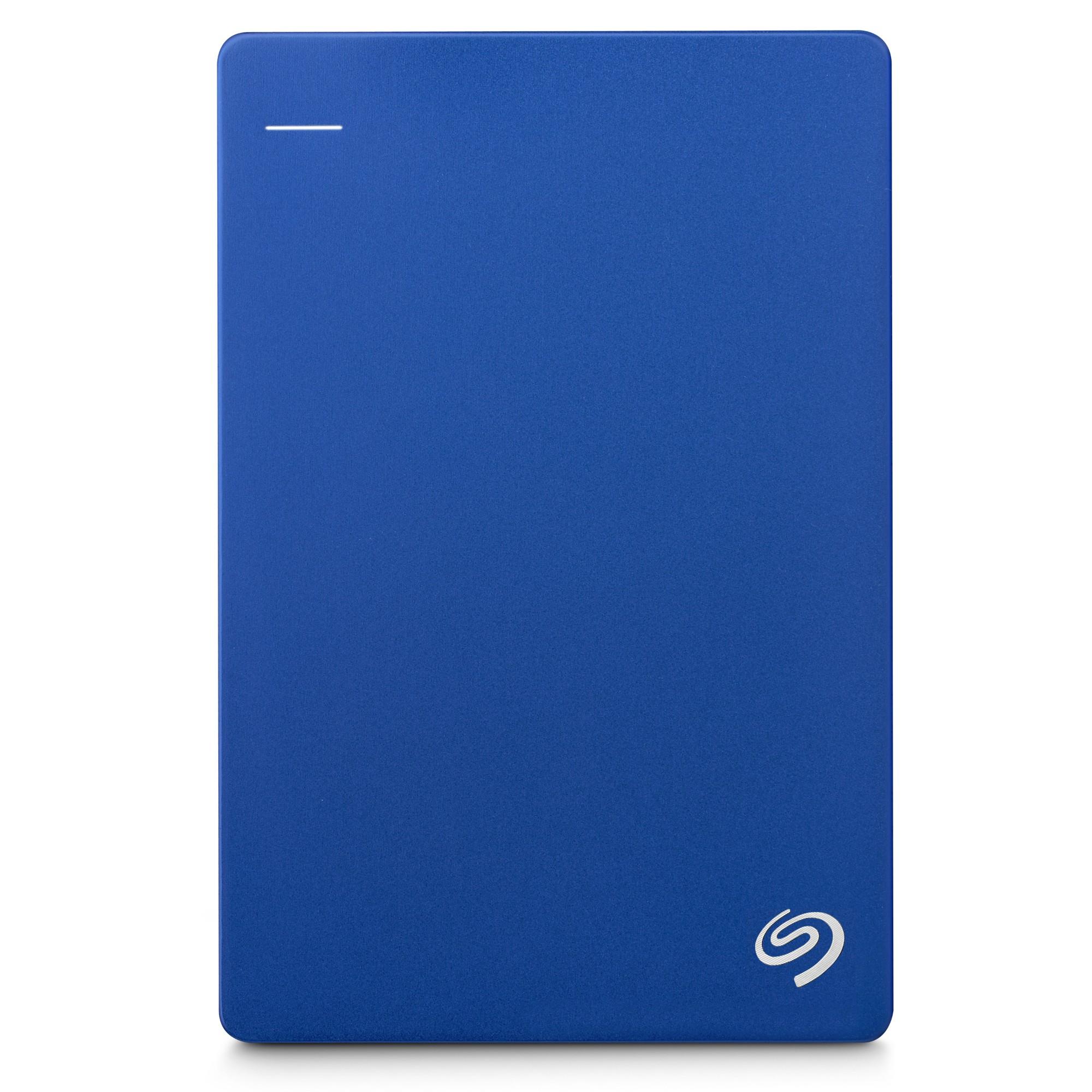 Seagate Backup Plus Slim 1000GB Blue external hard drive