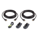 Aten 2L-7D03UHX5 KVM cable 3 m Black