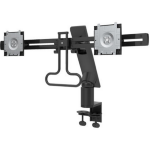 "DELL MDA17 flat panel desk mount 68.6 cm (27"") Clamp Black"