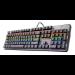 Trust GXT 865 Asta teclado USB Español Negro