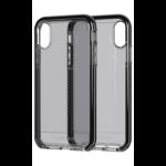 """Innovational Evo Check mobile phone case 15.5 cm (6.1"""") Cover Black,Transparent"""