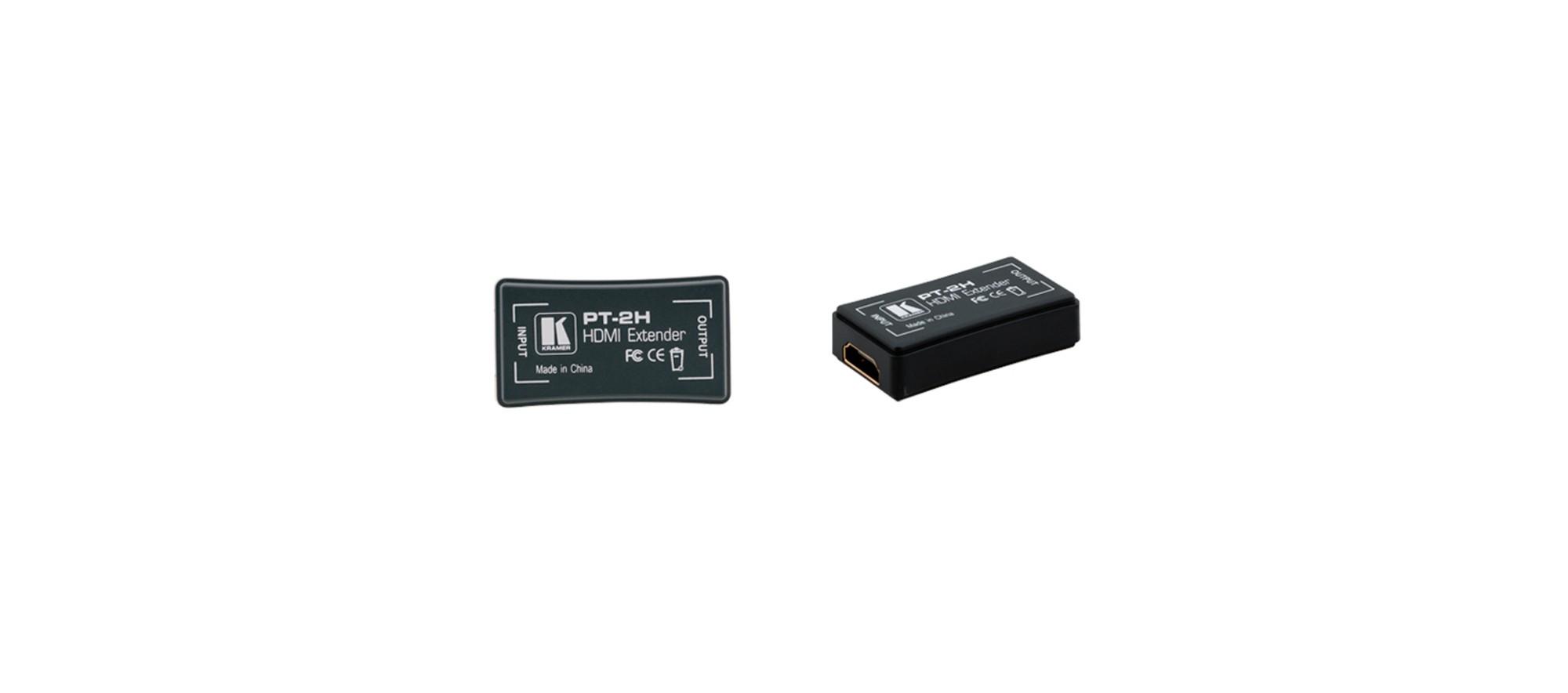 Kramer Electronics PT-2H AV extender AV repeater