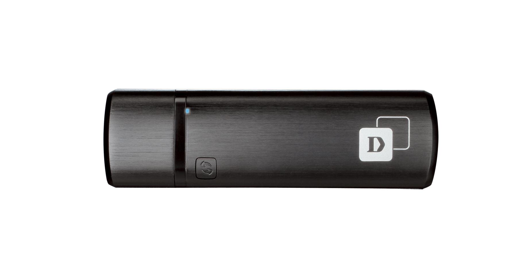 D-Link DWA-182 Wireless AC Dualband USB Adapter