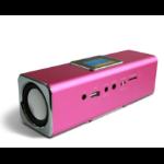 Technaxx MusicMan MA Display Soundstation 6 W Pink
