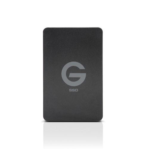 G-Technology G-DRIVE ev RaW external hard drive 500 GB Black