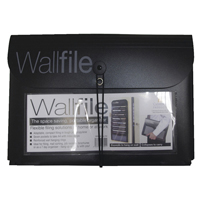 Cathedral Products Wallfile/Portable Hanging Organiser