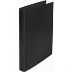 White Box WB RING BINDERS A4 BLACK