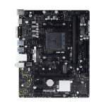 Biostar A32M2 motherboard AMD A320 Socket AM4 micro ATX