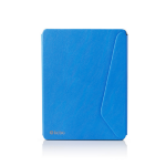 "Kobo N867-AC-BL-E-PU 6.8"" Folio Blue e-book reader case"