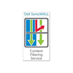 DELL SonicWALL Content Filtering Service Premium Business Edition