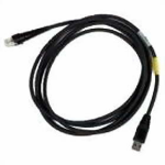 Honeywell STK Cable 3m USB A Black USB cable