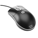 HP 619580-001 USB+PS/2 Optical Black mice