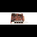 beroNet BF16001E1e PCIe Card with 1x PRI/E1 module