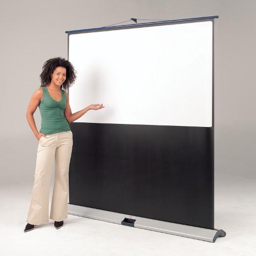Metroplan Eyeline Movielux projection screen 182.9 cm (72