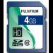 Fujifilm 4GB SDHC Class 10