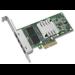 IBM I340-T4 Internal Ethernet 1000Mbit/s networking card