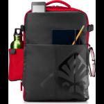 """HP OMEN notebook case 17.3"""" Backpack Black,Red"""