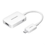 Samsung ET-H10FAU HDMI White cable interface/gender adapter