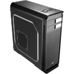 Aerocool Aero-500 Black Edition computer case Midi-Tower