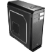 Aerocool Aero-500 Black Edition Midi-Tower Black computer case