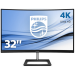 "Philips E Line 328E1CA/00 LED display 80 cm (31.5"") 3840 x 2160 Pixeles 4K Ultra HD LCD Curva Negro"