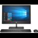 "HP ProOne 400 G4 50,8 cm (20"") 1600 x 900 Pixels Intel® 8ste generatie Core™ i5 i5-8500T 8 GB DDR4-SDRAM 256 GB SSD Zwart Alles-in-één-pc"