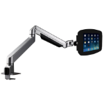 Maclocks Compulocks iPad Secure Space Enclosure with Reach Articulating Arm Kiosk Black - Mounting kit (artic