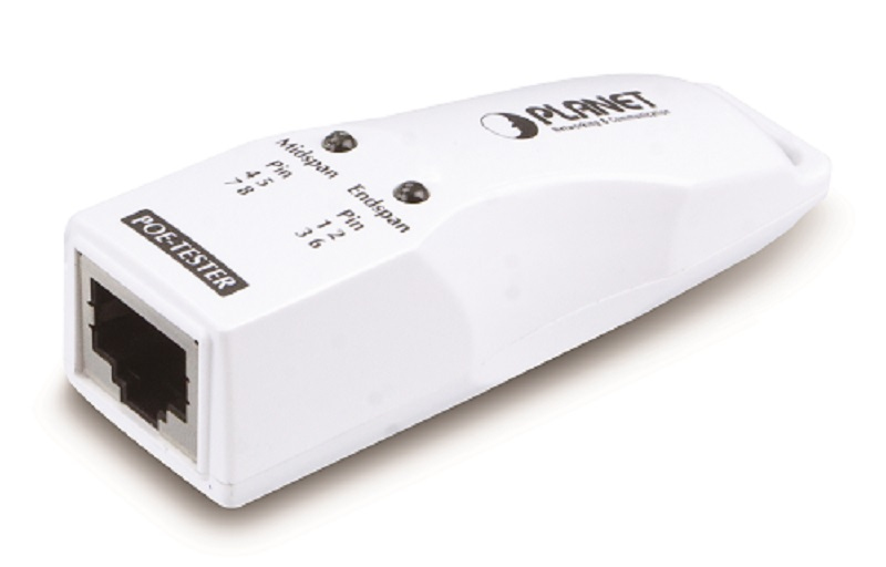 Cablenet POETESTER network cable tester White