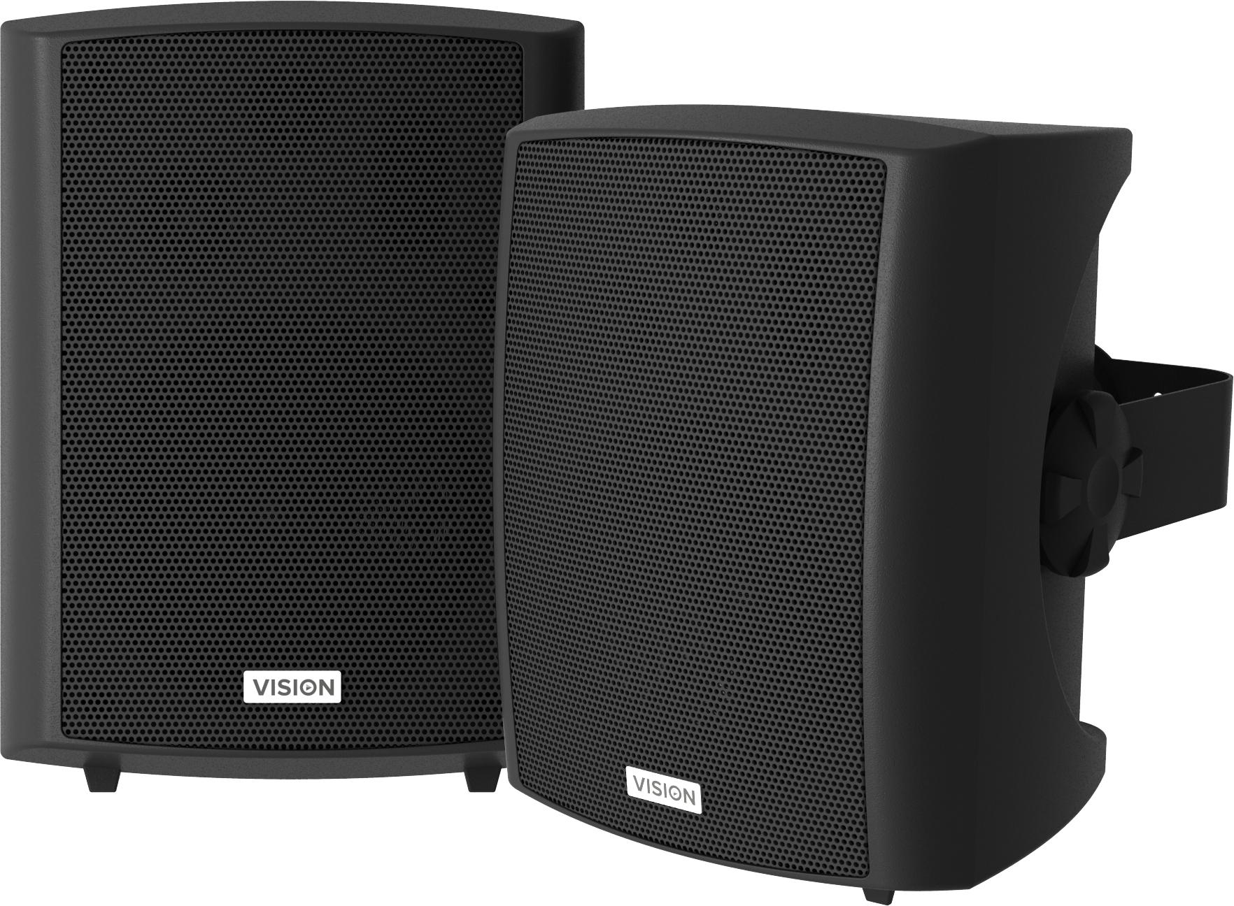 Vision SP-1800 50W Black loudspeaker