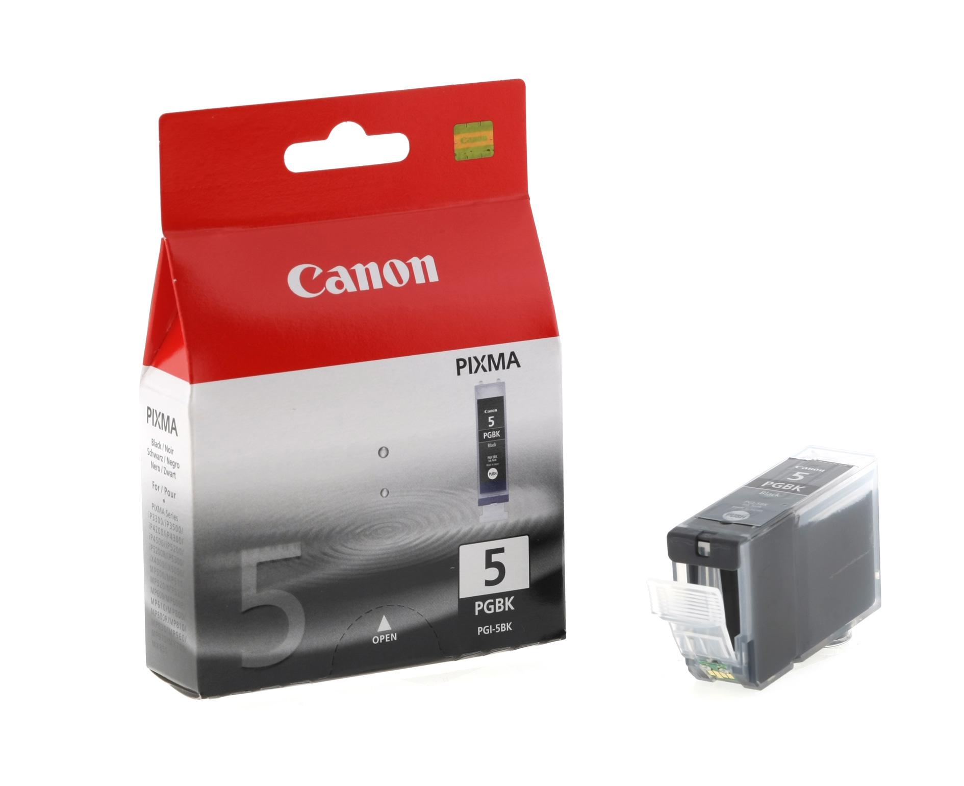 Canon PGI-5 BK ink cartridge Black