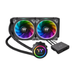 Thermaltake Floe Riing RGB 240 TT Premium Edition liquid cooling CL-W157-PL12SW-A