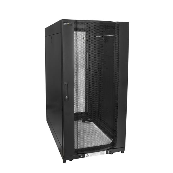 StarTech.com 25U Server Rack Cabinet - 37 in. Deep Enclosure