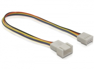 DeLOCK Cable Fan 4pin